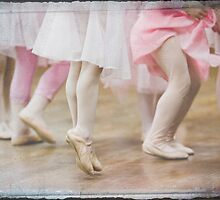Ballet legs by Nicole Pearce