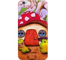 W is for Worms iPhone Case/Skin