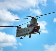 RAF Chinook HC2 by yeamanphoto