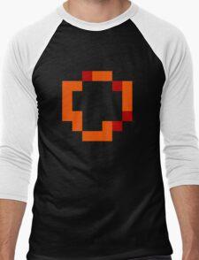 Darksign ultra retro Men's Baseball ¾ T-Shirt