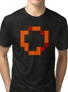 Darksign ultra retro Tri-blend T-Shirt