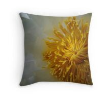 waterlily series - up close Throw Pillow