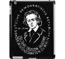 Jacob Grimm iPad Case/Skin