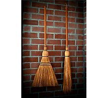 Clean Sweep Photographic Print
