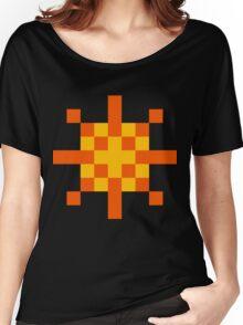 Warrior of Sunlight ultra retro Women's Relaxed Fit T-Shirt