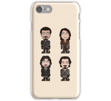 The Musketeers (phone case) iPhone Case/Skin
