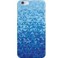 Follow the blue sea iPhone Case/Skin