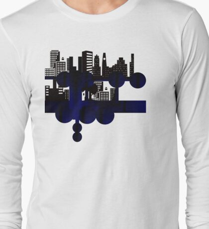 The Floating City Long Sleeve T-Shirt