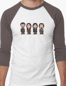The Musketeers (shirt) Men's Baseball ¾ T-Shirt