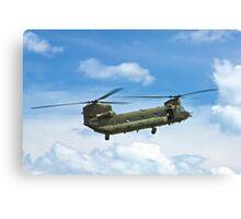 Boeing Chinook HC2 Canvas Print