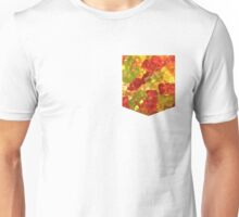 Gummy Bear Pocket Tee Unisex T-Shirt