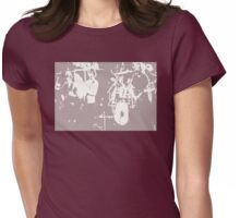 Playin in the Band 6 Womens Fitted T-Shirt
