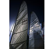 Sail Ahoy   Photographic Print