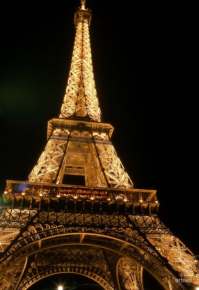 Eiffel by artism