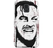 The Shining - Here's Johnny Samsung Galaxy Case/Skin