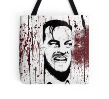 The Shining - Here's Johnny Tote Bag
