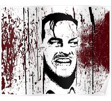 The Shining - Here's Johnny Poster