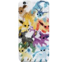 Eeveelutions iPhone Case/Skin