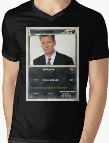 Chris hansen Mens V-Neck T-Shirt