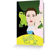 75 Years of Oz Greeting Card