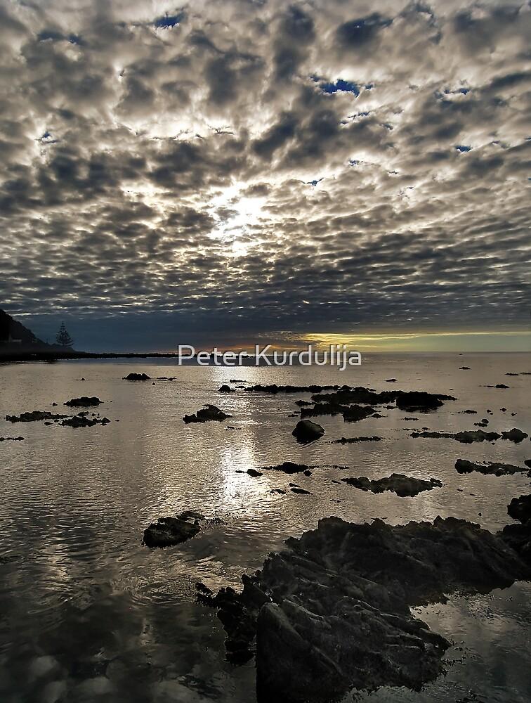 The Cloud Garden of Pukerua Bay by Peter Kurdulija