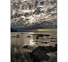 The Cloud Garden of Pukerua Bay Photographic Print