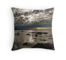 The Cloud Garden of Pukerua Bay Throw Pillow