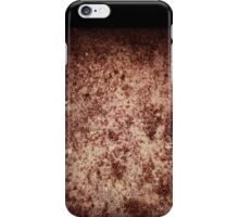 Shaved Remains iPhone Case/Skin