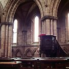 Pulpit Carlisle Cathedral Cumbria England 198405250027   by Fred Mitchell