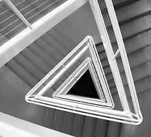 Triangle descent by Greg Wolkins