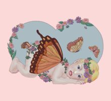 butterfly Dreaming Kids Clothes