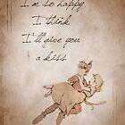 Peter Pan inspired valentine. by topshelf