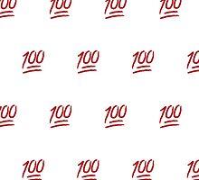 Keep it 100! by TriangleOG