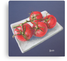 You say tomato, I say tomato... Canvas Print