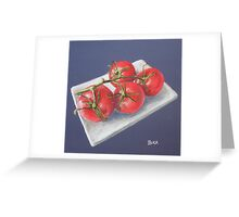 You say tomato, I say tomato... Greeting Card
