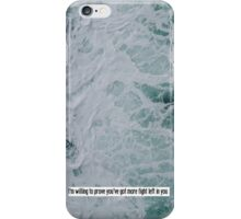 State champs- Easy enough iPhone Case/Skin