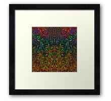 The Goddess Chamber Framed Print