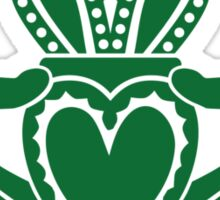 Celtic claddagh Sticker
