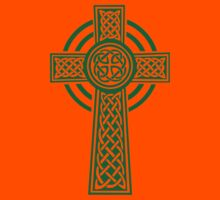 Celtic cross Kids Clothes