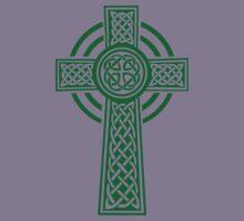 Celtic cross Kids Tee