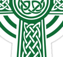 Celtic cross Sticker