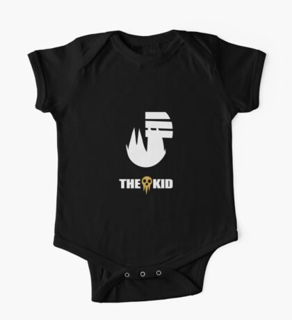 The Kid.  One Piece - Short Sleeve