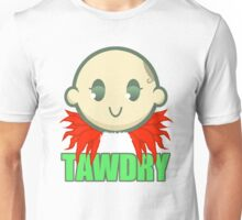 Chibi Tawdry Girl Unisex T-Shirt