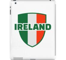 Ireland flag iPad Case/Skin