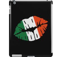 Ireland kiss flag iPad Case/Skin