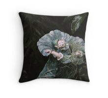 Look what I found! Throw Pillow