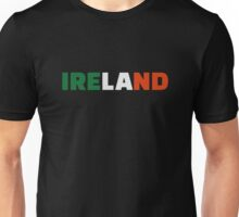 Ireland flag Unisex T-Shirt