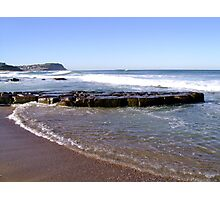 Autumn Seas Photographic Print