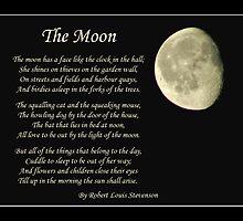 The Moon by Graham Ettridge