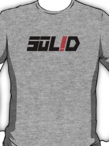 Solid Like A Snake T-Shirt